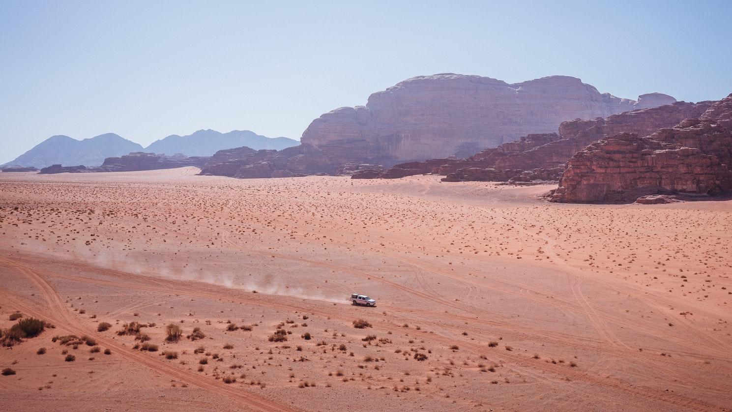voyage entreprise jordanie