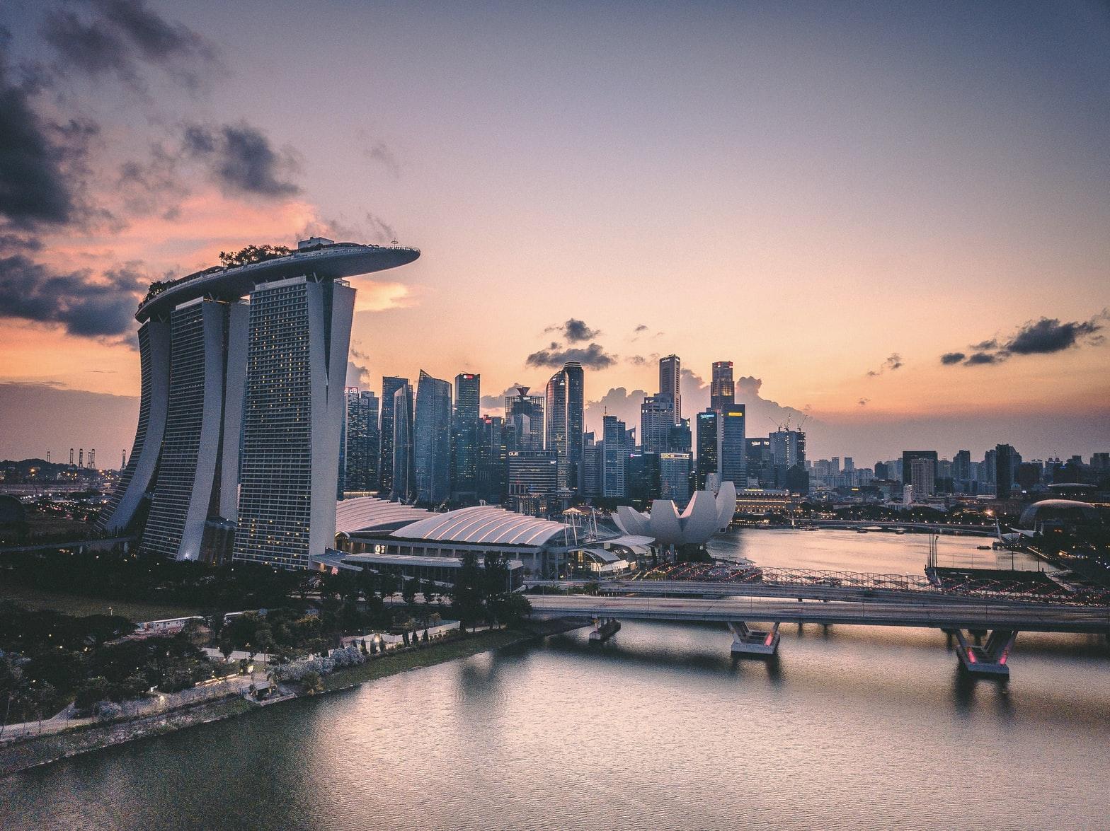 voyage entreprise singapour